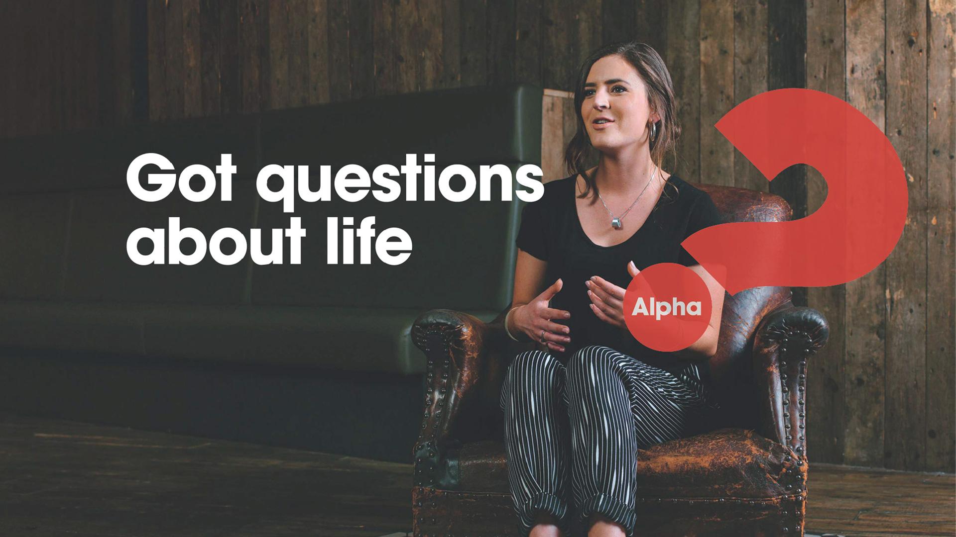 Frågor om meningen med livet?